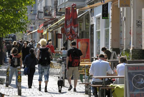 Prenzlauer Berg - Caféhygge