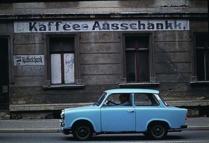 Prenzlauer Berg - Trabant