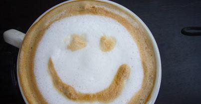 Kaffe :-)